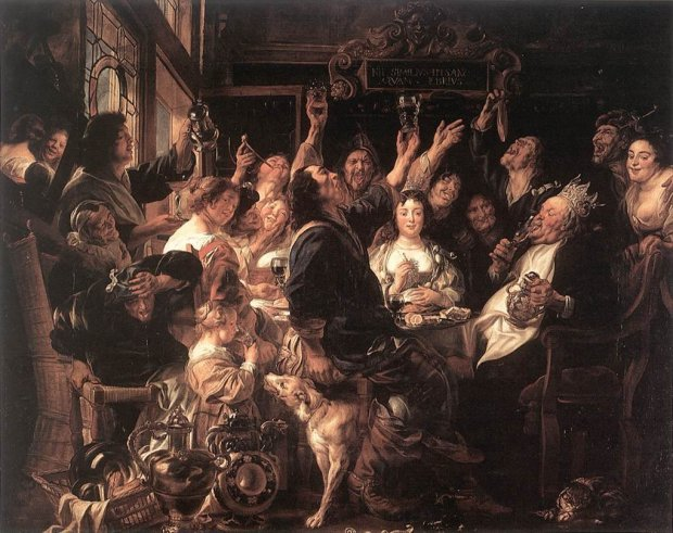 the-bean-king-by-jordaens-c-1665