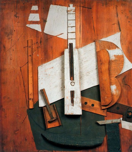 guitar-and-bottle-1913