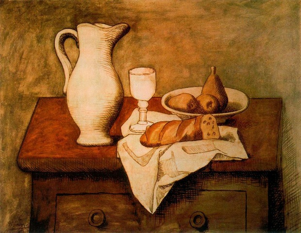 still-life-with-jug-and-bread-1921